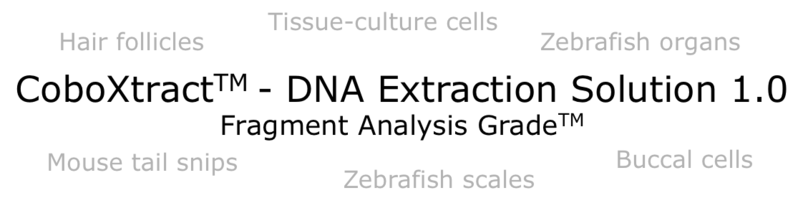 CoboXtract - Quick DNA Extraction Solution
